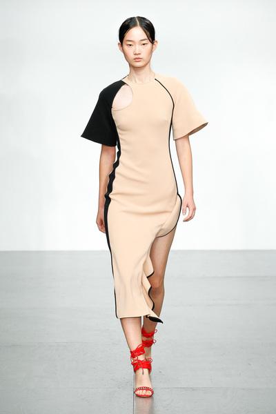 David Koma Spring 2018 Ready-to-Wear - Look #13