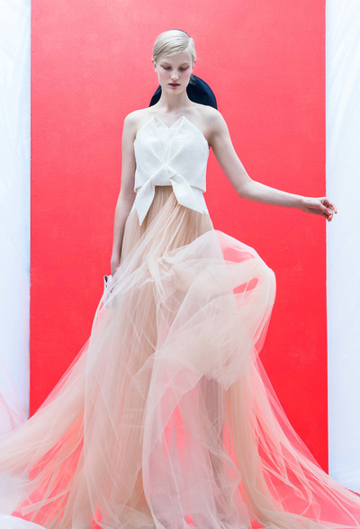 DELPOZO Resort 2018 - Look #26
