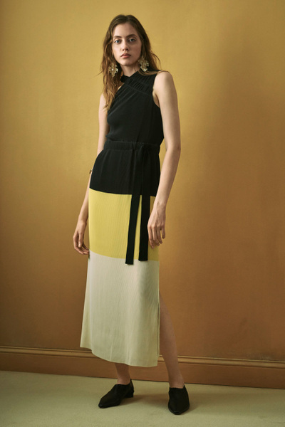 Derek Lam 10 Crosby Resort 2018 - Look #11