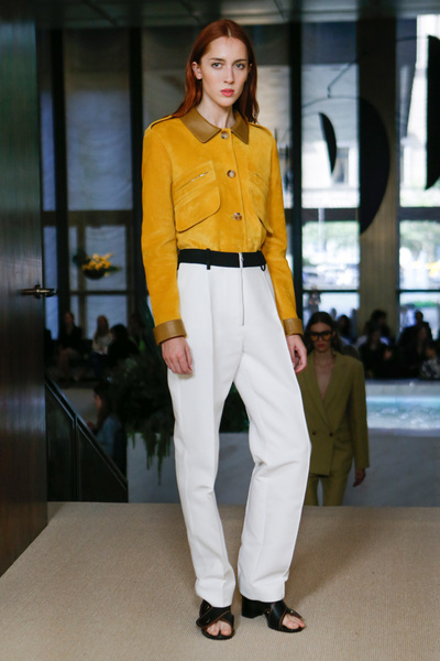 Derek Lam Spring 2018 Ready-to-Wear - Look #10