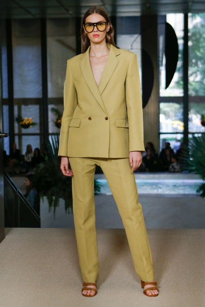Derek Lam Spring 2018 Ready-to-Wear - Look #11