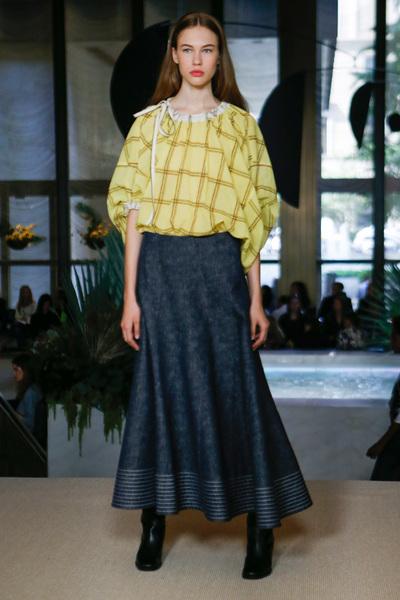 Derek Lam Spring 2018 Ready-to-Wear - Look #16