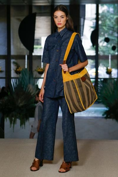Derek Lam Spring 2018 Ready-to-Wear - Look #17