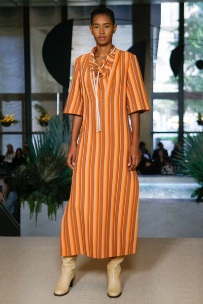 Derek Lam Spring 2018 Ready-to-Wear - Look #20