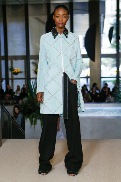 Derek Lam Spring 2018 Ready-to-Wear - Look #22