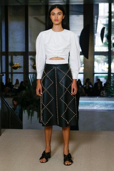 Derek Lam Spring 2018 Ready-to-Wear - Look #23