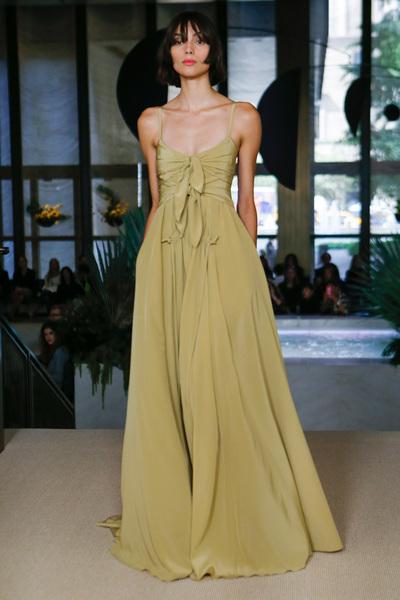 Derek Lam Spring 2018 Ready-to-Wear - Look #32