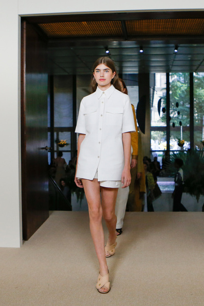 Derek Lam Spring 2018 Ready-to-Wear - Look #33