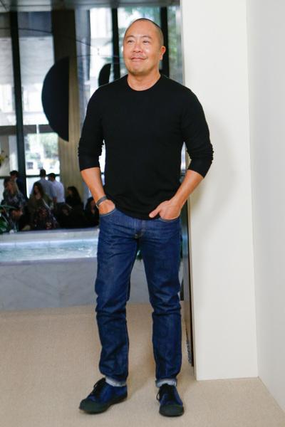 Derek Lam Spring 2018 Ready-to-Wear - Look #34