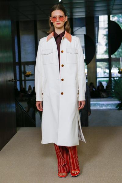 Derek Lam Spring 2018 Ready-to-Wear - Look #4