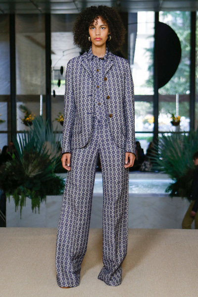 Derek Lam Spring 2018 Ready-to-Wear - Look #5