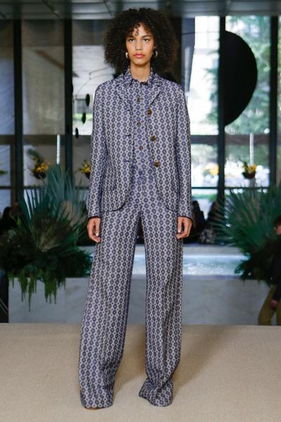 Derek Lam Spring 2018 Ready-to-Wear - Look #5