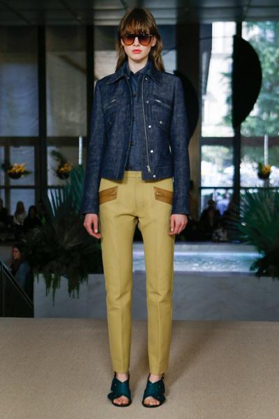 Derek Lam Spring 2018 Ready-to-Wear - Look #8