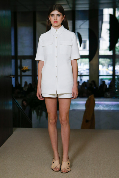 Derek Lam Spring 2018 Ready-to-Wear - Look #9