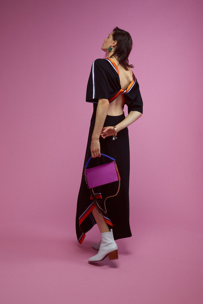 DIANE von FURSTENBERG Resort 2018 - Look #12