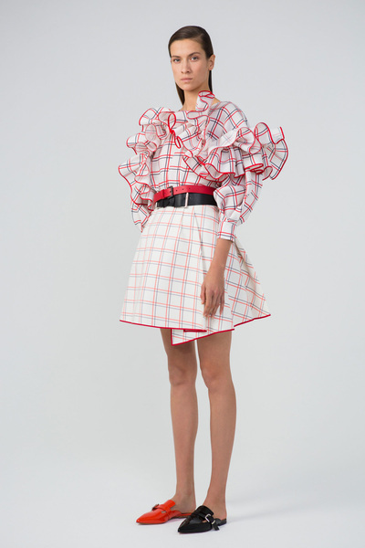 Dice Kayek Spring 2018 Ready-to-Wear - Look #24