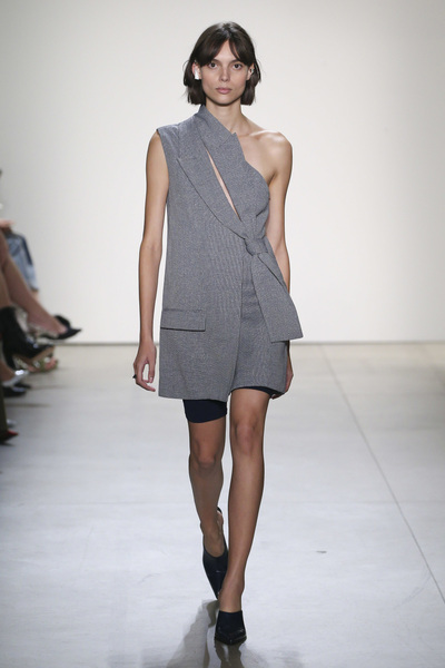 Dion Lee Spring 2018 Ready-to-Wear - Look #1