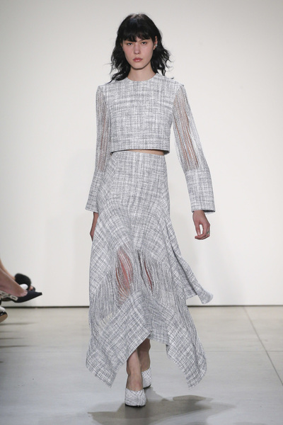 Dion Lee Spring 2018 Ready-to-Wear - Look #11