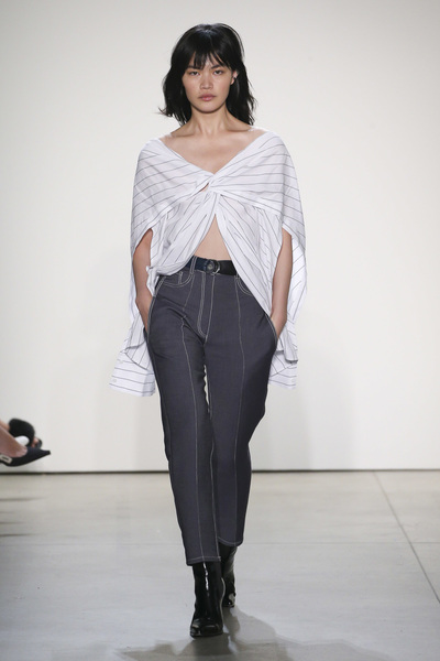 Dion Lee Spring 2018 Ready-to-Wear - Look #12