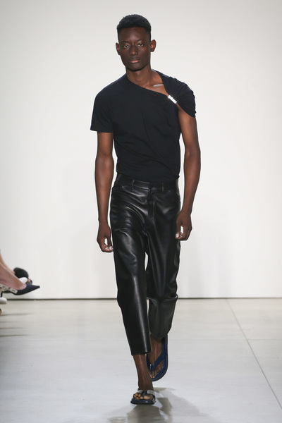 Dion Lee Spring 2018 Ready-to-Wear - Look #19