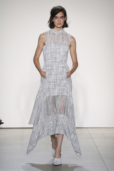 Dion Lee Spring 2018 Ready-to-Wear - Look #9