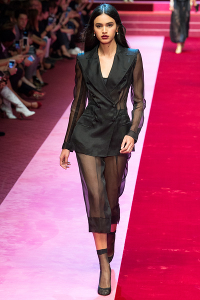 Dolce & Gabbana Spring 2018 Ready-to-Wear - Look #3