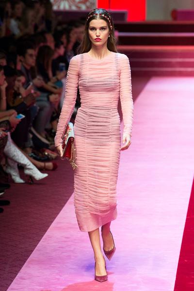 Dolce & Gabbana Spring 2018 Ready-to-Wear - Look #30