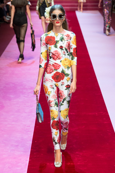 Dolce & Gabbana Spring 2018 Ready-to-Wear - Look #86
