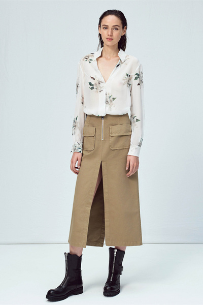 Dondup Spring 2018 Ready-to-Wear - Look #11