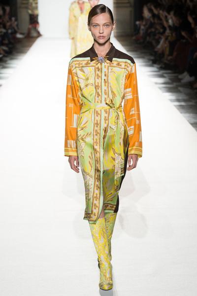 Dries Van Noten Spring 2018 Ready-to-Wear - Look #16