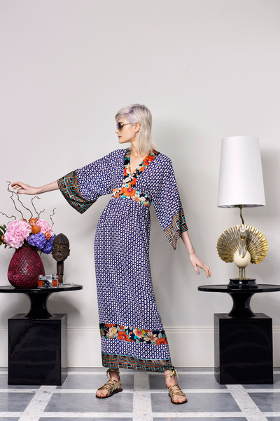 Duro Olowu Spring 2018 Ready-to-Wear - Look #9