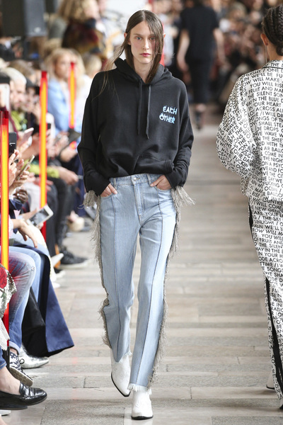 Each X Other Spring 2018 Ready-to-Wear - Look #18