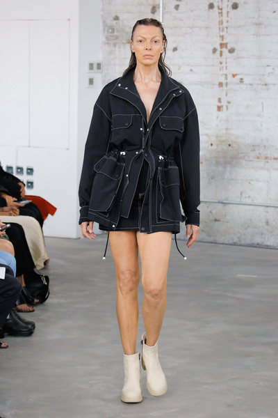 Eckhaus Latta Spring 2018 Ready-to-Wear - Look #12