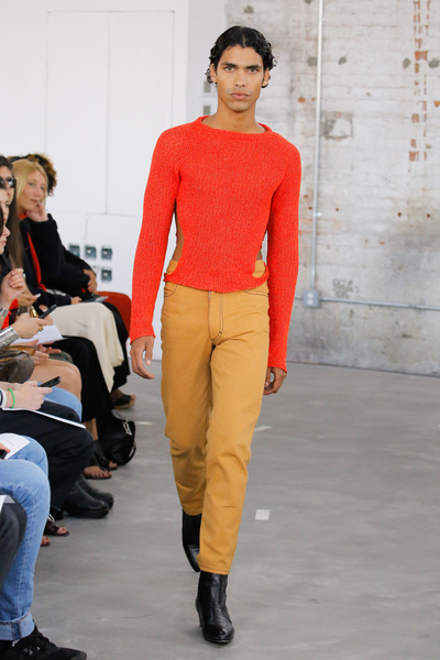 Eckhaus Latta Spring 2018 Ready-to-Wear - Look #20