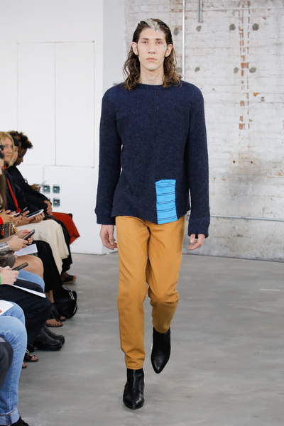 Eckhaus Latta Spring 2018 Ready-to-Wear - Look #23