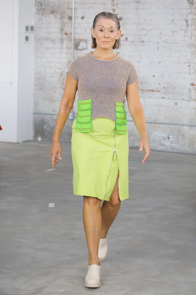 Eckhaus Latta Spring 2018 Ready-to-Wear - Look #24