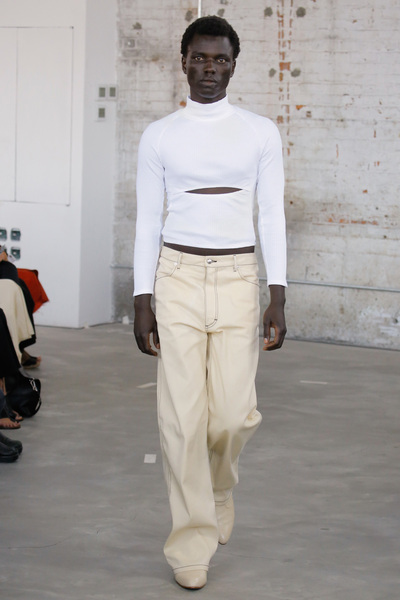 Eckhaus Latta Spring 2018 Ready-to-Wear - Look #29