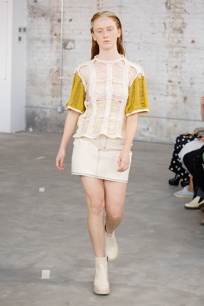 Eckhaus Latta Spring 2018 Ready-to-Wear - Look #31