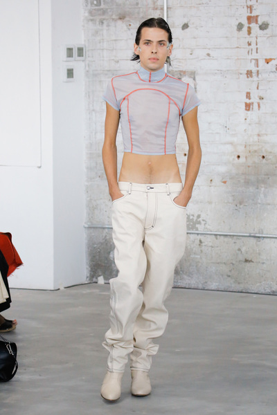 Eckhaus Latta Spring 2018 Ready-to-Wear - Look #32