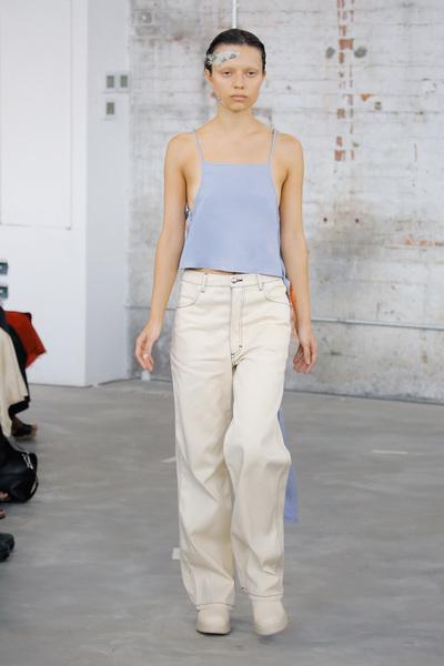 Eckhaus Latta Spring 2018 Ready-to-Wear - Look #33