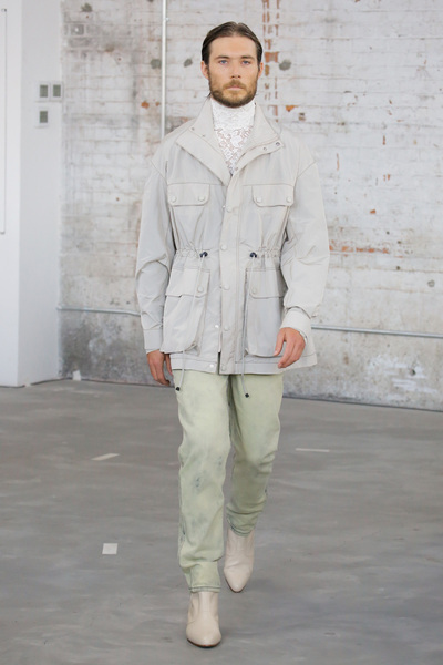 Eckhaus Latta Spring 2018 Ready-to-Wear - Look #35