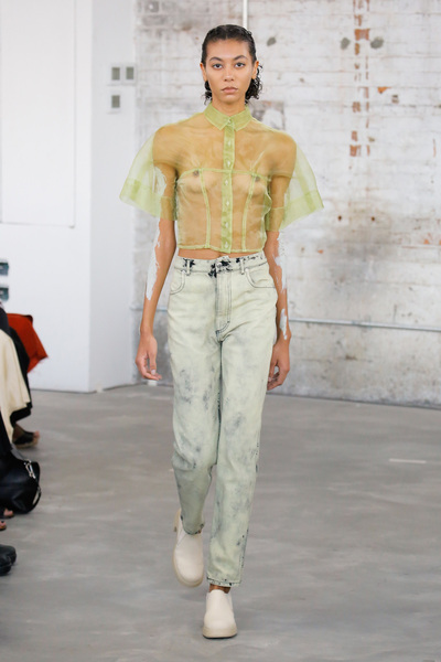 Eckhaus Latta Spring 2018 Ready-to-Wear - Look #36