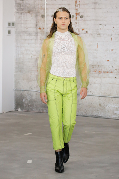 Eckhaus Latta Spring 2018 Ready-to-Wear - Look #37