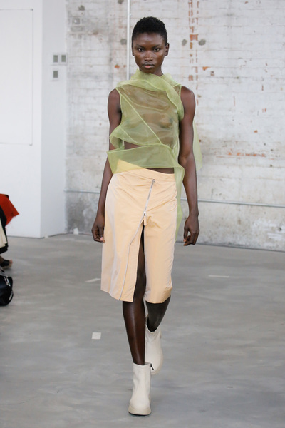 Eckhaus Latta Spring 2018 Ready-to-Wear - Look #38
