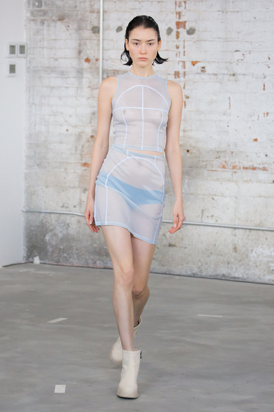 Eckhaus Latta Spring 2018 Ready-to-Wear - Look #39