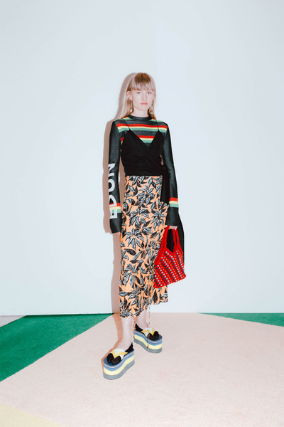EDUN Resort 2018 - Look #1