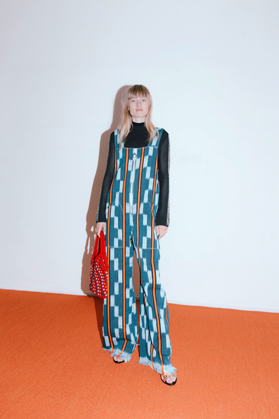EDUN Resort 2018 - Look #10