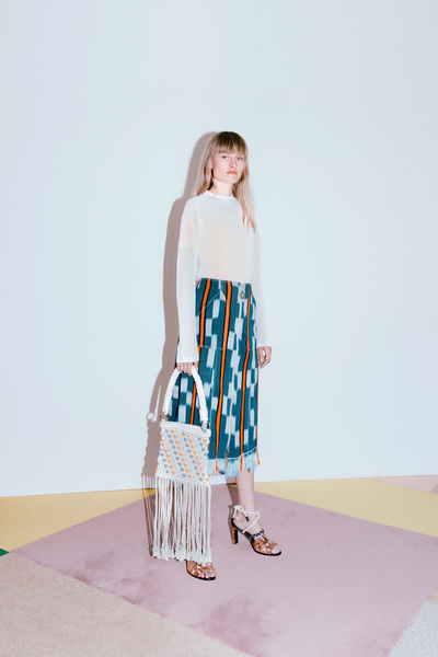 EDUN Resort 2018 - Look #12