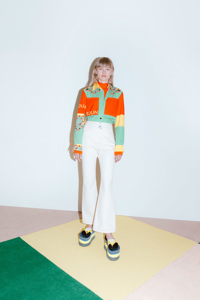 EDUN Resort 2018 - Look #4