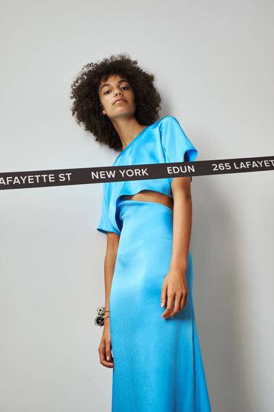EDUN Spring 2018 Ready-to-Wear - Look #25